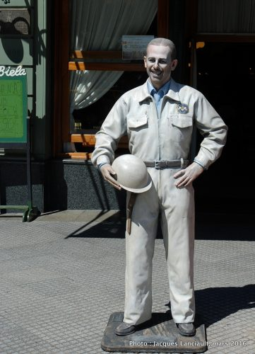 La Biele, quartier Recoleta, Buenos Aires, Argentine