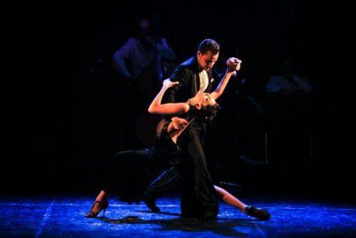 Pasión de Tango, Centro cultural Borges, Buenos Aires, Argentine
