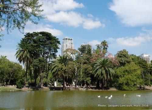 Bosques de Palermo, Parlermo, Buenos Aires, Argentine