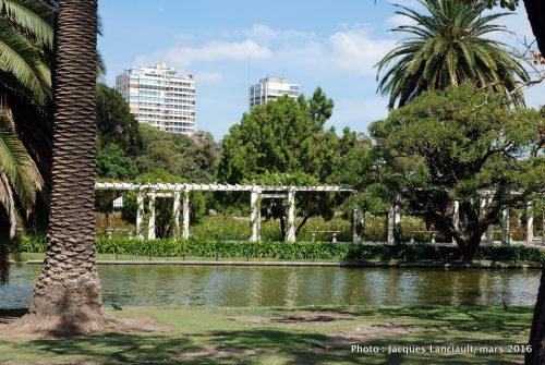 Parque del Rosedal, Parlermo, Buenos Aires, Argentine