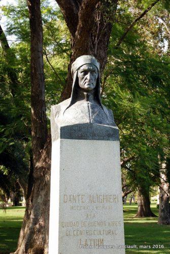 Jardín de los Poetas, El Rosedal, Parlermo, Buenos Aires, Argentine