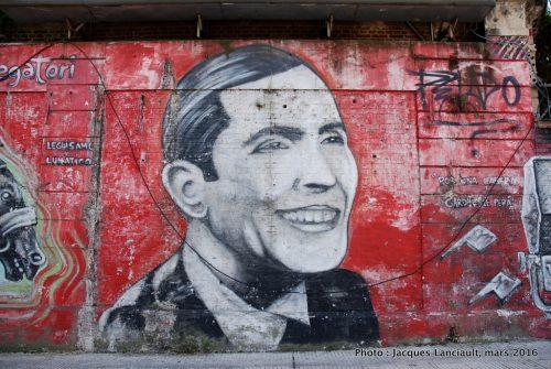 Por una Cabeza, Parlermo, Buenos Aires, Argentine
