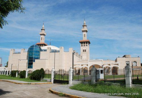 Centro Cultural Islámico, Parlermo, Buenos Aires, Argentine
