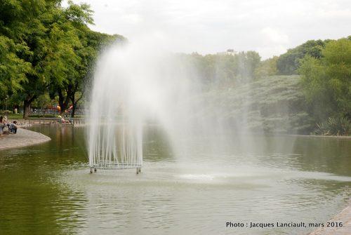 Parque del Centenario, Buenos Aires, Argentine