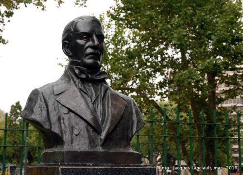 José de San Martín, Parque del Centenario, Buenos Aires, Argentine