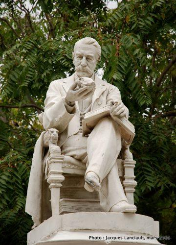 Germán Burmeister, Parque del Centenario, Buenos Aires, Argentine