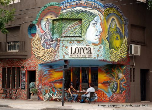 Quartier Caballito, Buenos Aires, Argentine