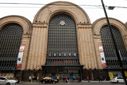 Centre commercial Abasto, Buenos Aires, Argentine