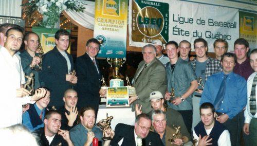 Alouettes de Charlesbourg 2000