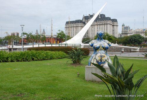 Ambassade des Pays-Bas, Puerto Madero, Buenos Aires, Argentine