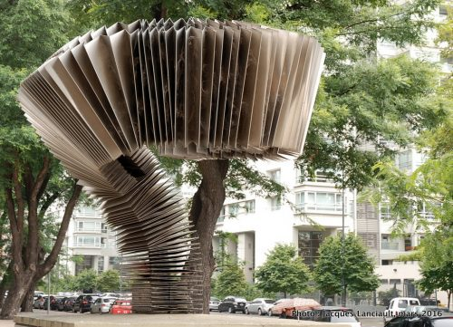 Monumento al tango, Puerto Madero, Buenos Aires, Argentine