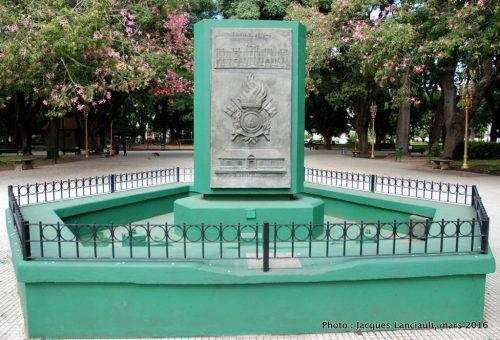 Plaza General San Martin, Retiro, Buenos Aires, Argentine