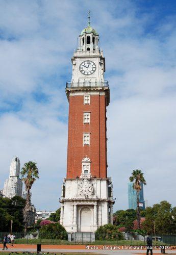 Torre Monumental, Plaza Fuerza Aérea Argentina, Retiro, Buenos Aires, Argentine
