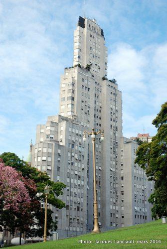 Edificio Kavanagh, quartier Retiro, Buenos Aires, Argentine