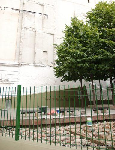 Plaza Embajada de Israel, quartier Retiro, Buenos Aires, Argentine