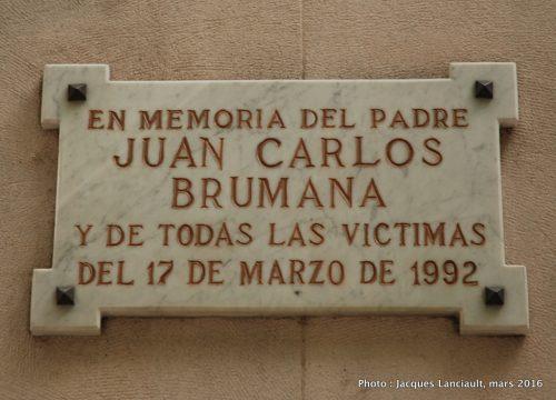 Colegio Madre Admirable, quartier Retiro, Buenos Aires, Argentine