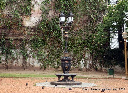 Plaza de Cataluña, quartier Retiro, Buenos Aires, Argentine