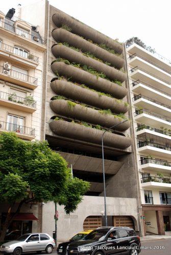 Quartier Retiro, Buenos Aires, Argentine