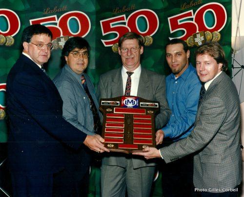 Bombardiers de Sherbrooke 1997