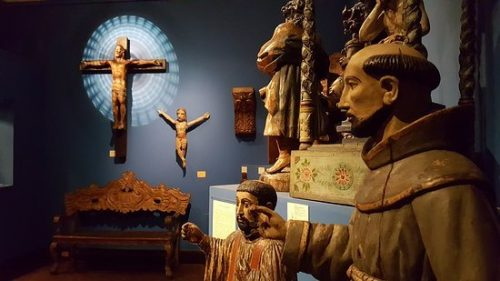 MuseodeArte Hispanoamericano Isaac Fernández Blanco, quartier Retiro, Buenos Aires, Argentine