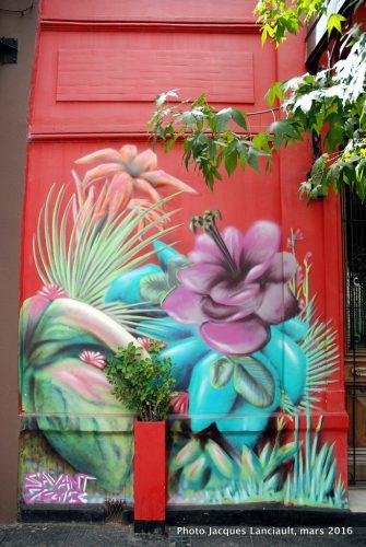 Quartier Palermo Viejo, Buenos Aires, Argentine