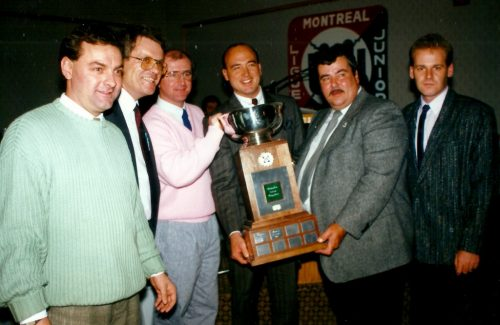 Associés de Laval 1987