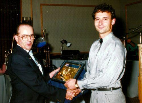 Marc Fortier et Denis Tremblay