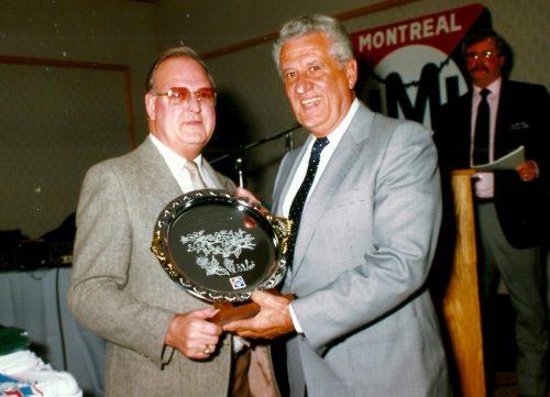 Roger Pépin et Jean-Pierre Roy