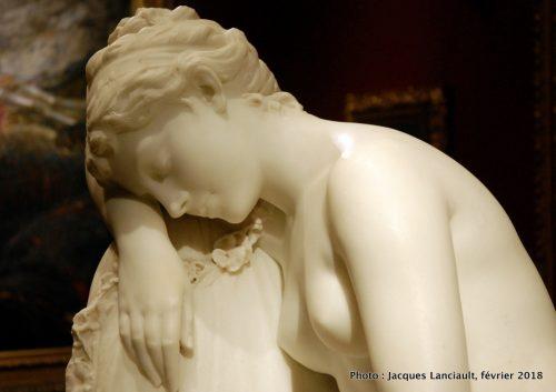 Nymphe se reposant, Musée des beaux-arts de Montréal