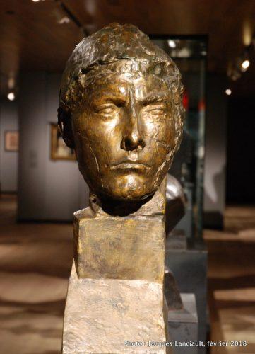 Tête d'Apollon, Musée des beaux-arts de Montréal