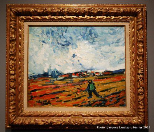 Le cultivateur, Musée des beaux-arts de Montréal