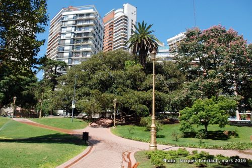 Plaza Manuel Belgrano, quartier Belgrano, Buenos Aires, Argentine