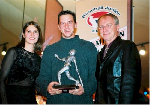 Roxane Lalonde, Jonathan Malo et Jacques Lanciault
