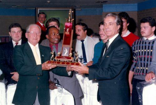 Orioles d'Ahuntsic 1986