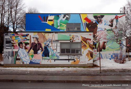 Rencontre entre les cultures, Montréal, Québec