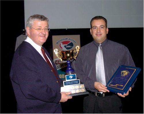 Denis Gingras et Robin Jacques