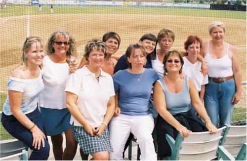 Mamans des Ailes du Québec 2003