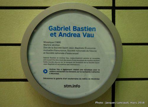 Gabriel Bastien et Andrea Vau, Boisbriand, Québec