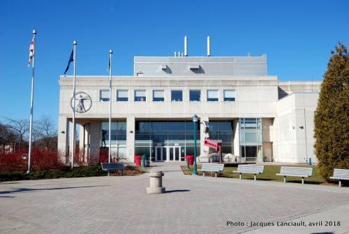 Centre Leonardo da Vinci, Saint-Léonard, Montréal, Québec