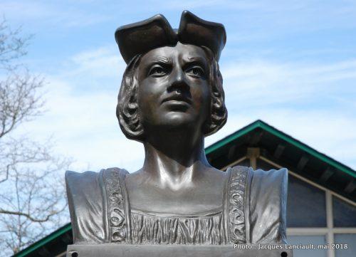 Christophe Colomb, Armand De Palma, Montréal, Québec