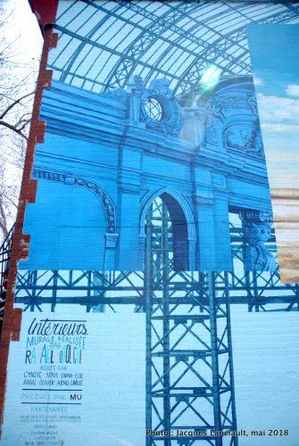 Intérieurs, RafaelSottolichio, Montréal, Québec