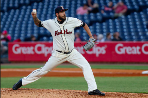 Phillippe Aumont, Mud Hens de Toledo