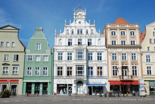 Rostock, Allemagne