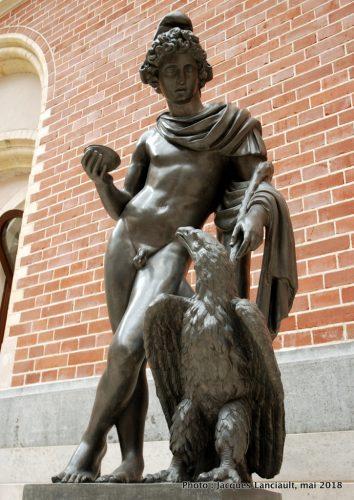 Ganymède et son aigle, Rijksmuseum, Amsterdam, Pays-Bas