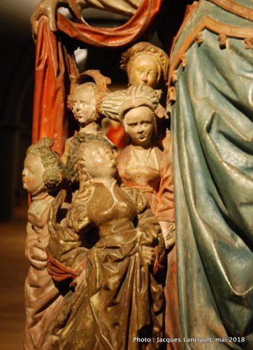 Sainte Ursule et ses servantes, Rijksmuseum, Amsterdam, Pays-Bas