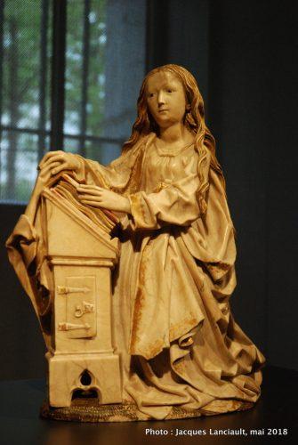 L'Annonciation, Rijksmuseum, Amsterdam, Pays-Bas