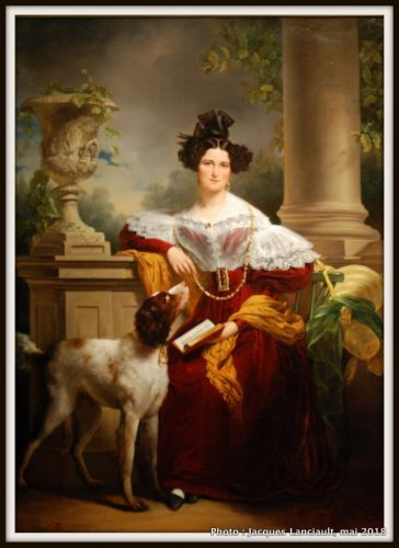 Portrait d'Alida Christina Assink, Rijksmuseum, Amsterdam, Pays-Bas