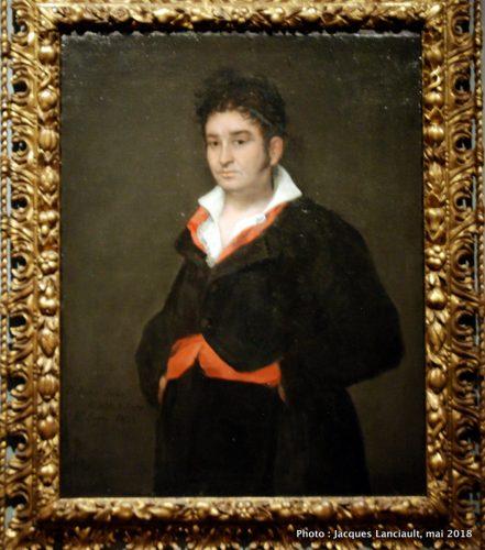 Portrait de Ramón Satué, Rijksmuseum, Amsterdam, Pays-Bas
