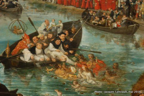 La Pêche aux âmes, Rijksmuseum, Amsterdam, Pays-Bas