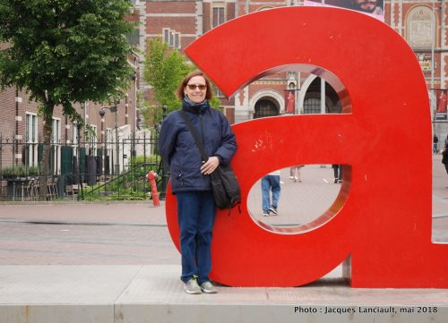 I Amsterdam, Amsterdam Pays-Bas